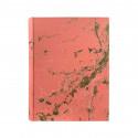 Album foto Mia in carta marmorizzata color verde, bianco e rosa - Conti Borbone - standard
