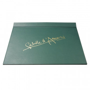 Gabriele d'Annunzio desk pad